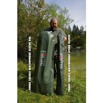 Forge Tackle Forge Tackle Waterproof Stink Sleeve XXL