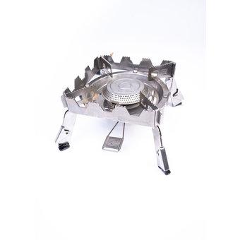 RidgeMonkey Ridgemonkey Quad Stove Pro Portable Single Stove