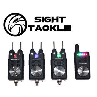 Sight Tackle Visier Navitron RX 3 + 1 Bissalarm eingestellt