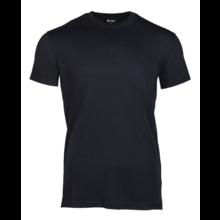 House of Carp T-Shirt Schwarz Unbedruckt