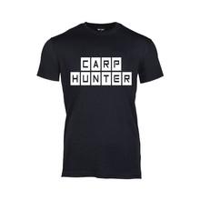 House of Carp T-Shirt Schwarzer Karpfenjäger
