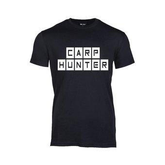 House of Carp T-Shirt Zwart Carp Hunter