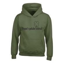 House of Carp Hoodie unbedruckt - grün - Copy