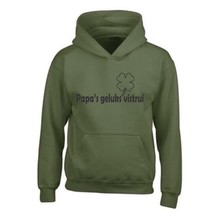 House of Carp Hoodie Unprinted - Green - Copy