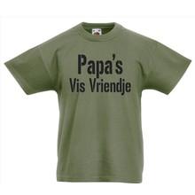House of Carp Shirt Kids papa's vis vriendje