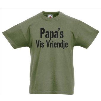 House of Carp House of Carp Vatertagsshirt Kinder Papas Fischfreund