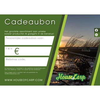 House of Carp House of Carp Cadeaubon
