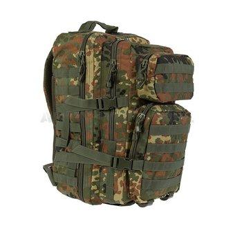 House of Carp Mil-Tec Rucksack Flecktarn Assault Pack Small | Haus der Karpfen