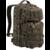 House of Carp Mil-Tec Rucksack Digital Assault Pack Klein | Haus der Karpfen