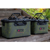 Forge Tackle Combi Deal EVA Table Top Bag FRG Camo +  Camo XL
