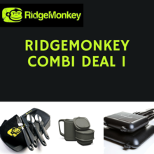 RidgeMonkey Combi Deal 1 Connect Compact Toasters