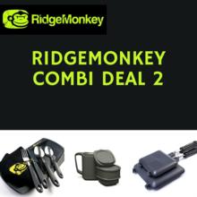 RidgeMonkey Combi Deal 2 Classic Deep Fill Sandwich Toasters