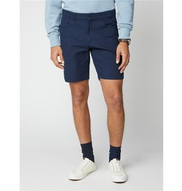 BEN SHERMAN BEN SHERMAN  CANVAS SHORT NAVY