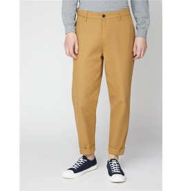 BEN SHERMAN BEN SHERMAN  CANVAS GOLD TROUSER