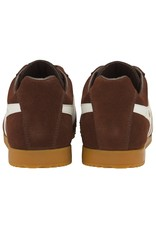 GOLA SHOES GOLA HARRIER SUEDE COGNAC WHITE