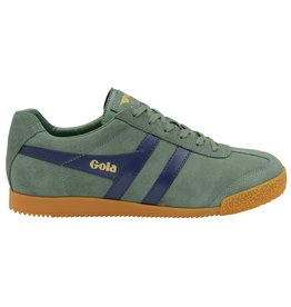 GOLA SHOES GOLA HARRIER SUEDE SAGE NAVY