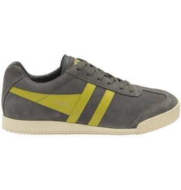 GOLA SHOES GOLA HARRIER WOMEN'S SUEDE ASH CITRON