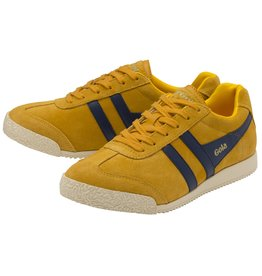 GOLA SHOES GOLA HARRIER WOMEN'S SUEDE SUN NAVY
