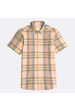 FAR AFIELD FAR AFIELD  x MADRAS Co CASUAL BUTTON DOWN S/S SHIRT