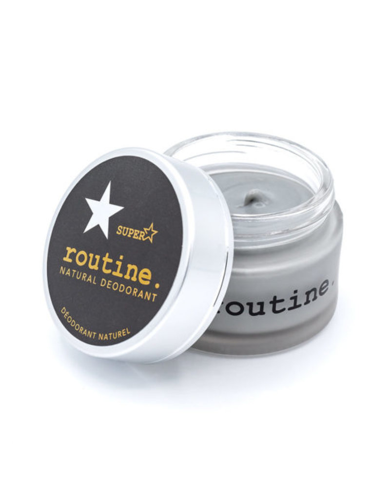 ROUTINE  ROUTINE DEODORANT SUPERSTAR