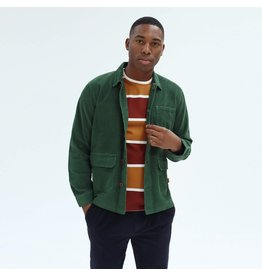 FAR AFIELD FAR AFIELD PORTER JACKET DARK GREEN