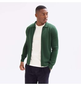 FAR AFIELD FAR AFIELD ALEXSEY CARDIGAN GREEN