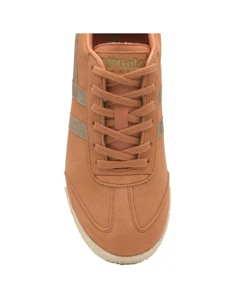 GOLA SHOES GOLA WOMEN'S HARRIER PEARL PEACH GOLD