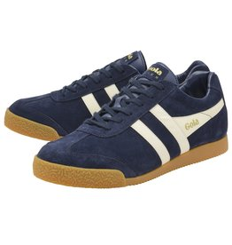 GOLA SHOES GOLA HARRIER SUEDE NAVY WHITE