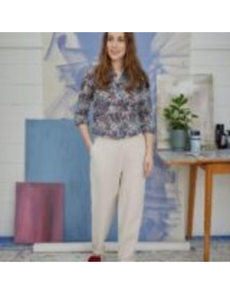 SEASALT CORNWALL SEASALT LARISSA SHIRT PAINTERLY PLANTING MIX