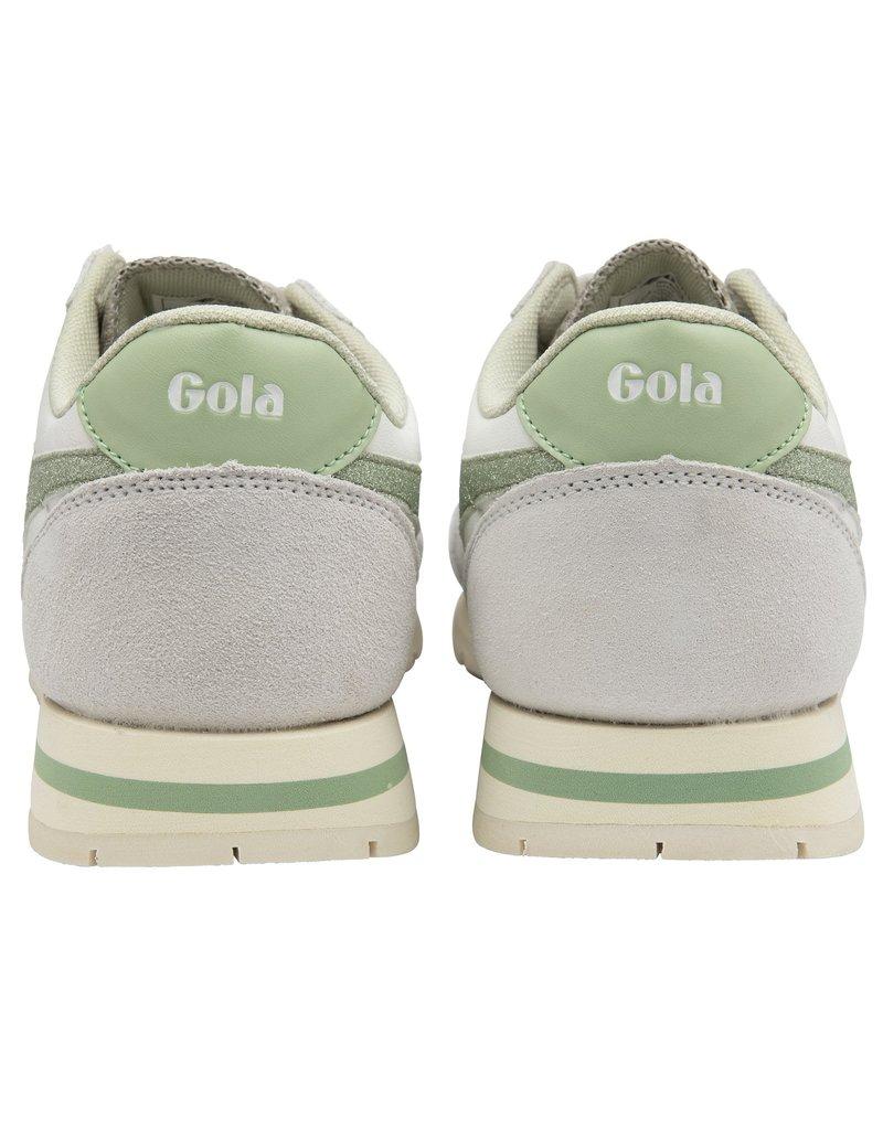 GOLA SHOES GOLA CLASSICS WOMEN'S DAYTONA GLITTER TRAINERS