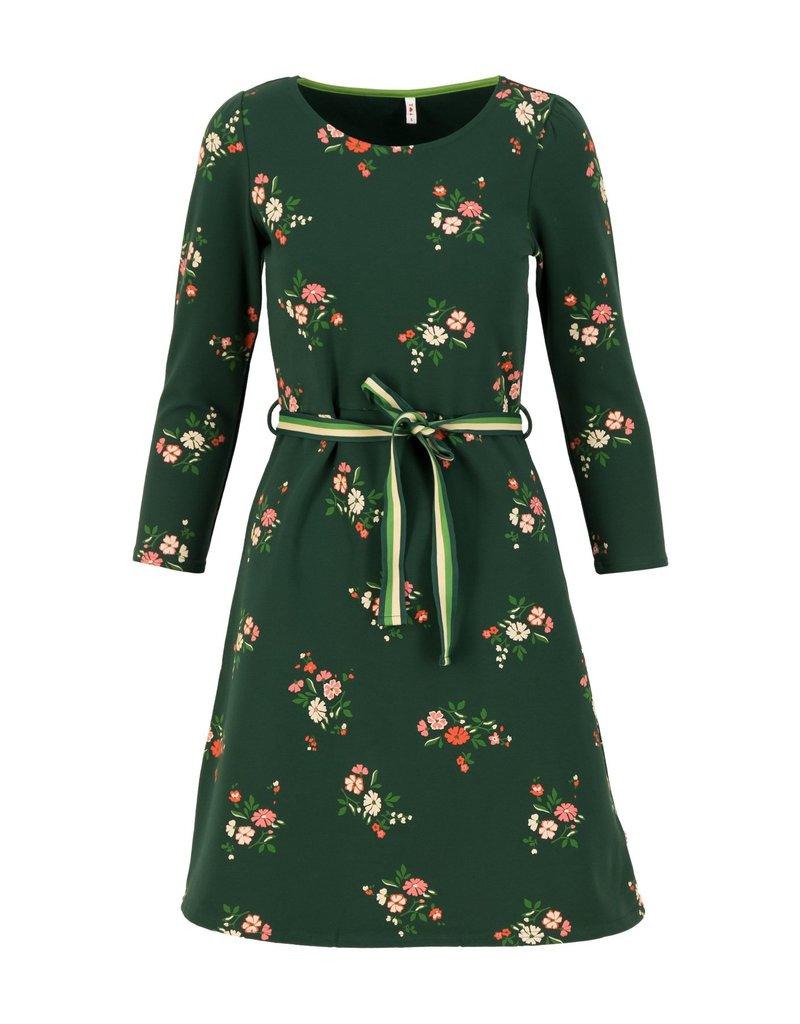 BLUTSGESCHWISTER BLUTSGESCHWISTER SWEAT DRESS TRES CHARMEUSE