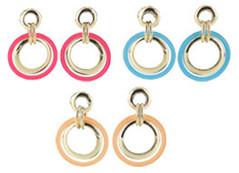 Colori kleurrijke oorbellen