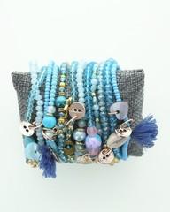 Producten getagd met pastelblauw armbandje