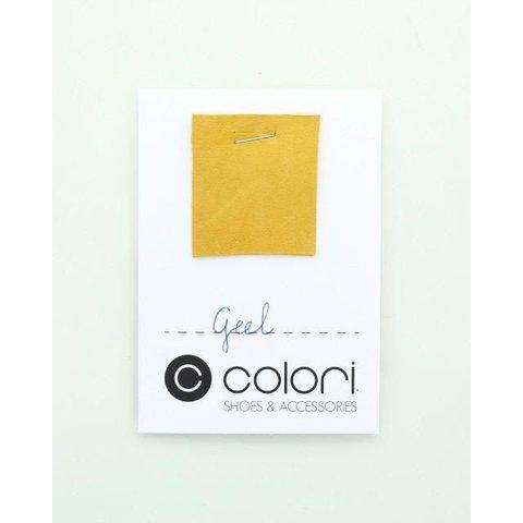 Kleurstaal Geel