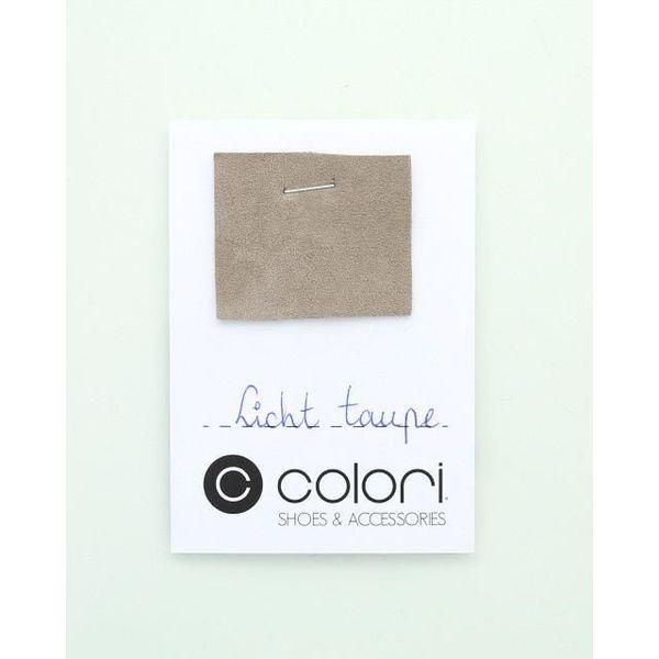 Colori Kleurstaal Licht Taupe