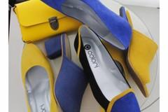 Schoenen en accessoires in de kleur Geel