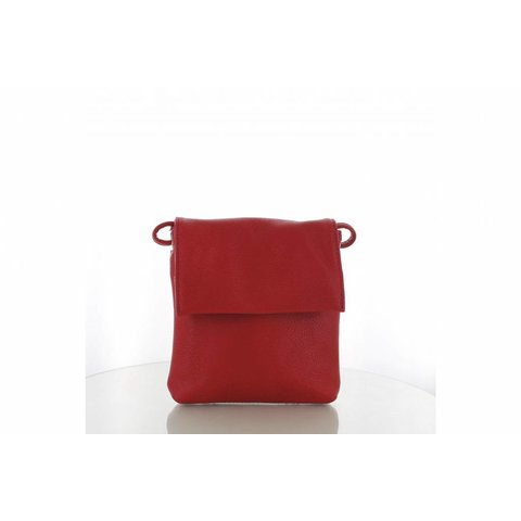 Twin Bag Klep Rood