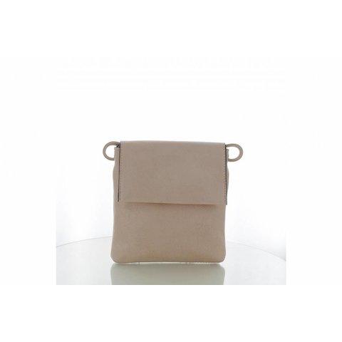 Twin Bag Klep Pastelroze