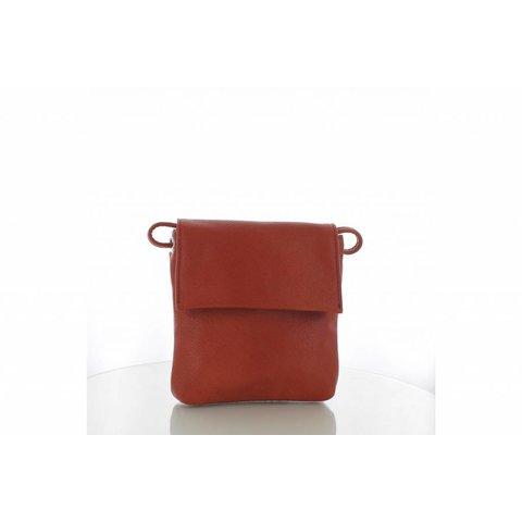 Twin Bag Klep Oranje