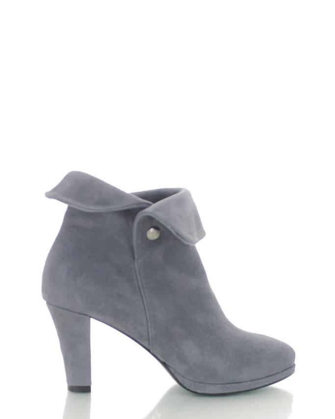 Spiksplinternieuw Milano, Suede Enkellaarzen Grijs | Colori Shoes & Accessories NV-66