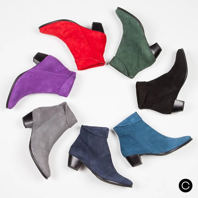 Ik heb over gekleurde schoenen gedroomd!
