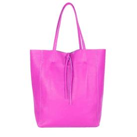 Colori Arlene, Shopper leder Fuchsia