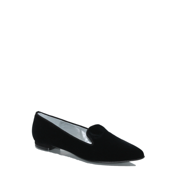 Colori Bilbao, Loafer Fluweel Zwart