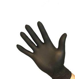 Soft nitrile handschoenen Avalanche zwart