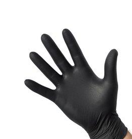 Nitrile handschoenen Avalanche zwart extra strong