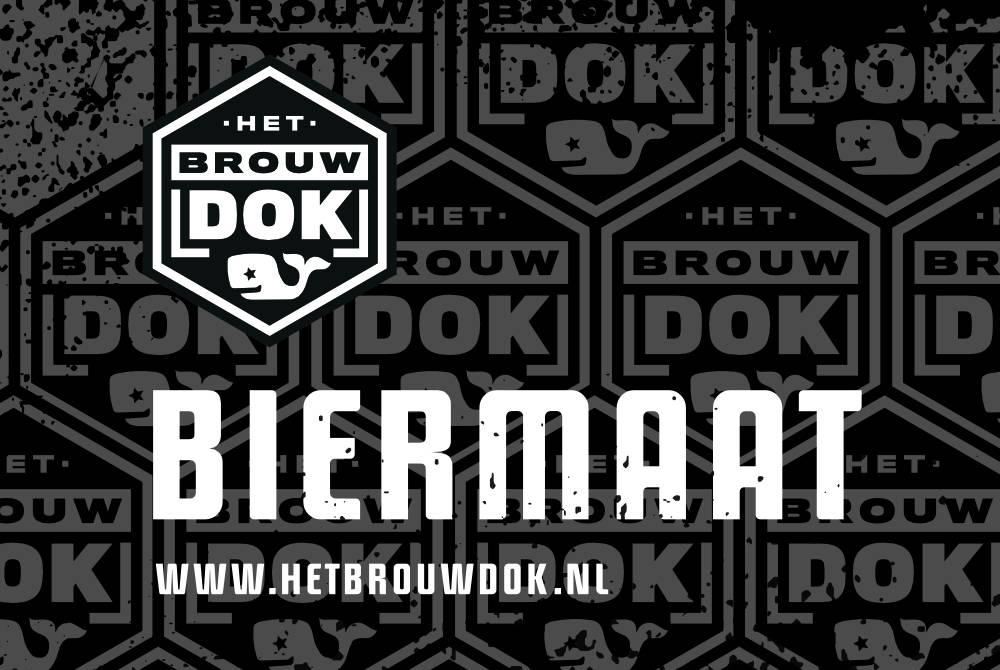 Het Brouwdok • Biermaat - M-1