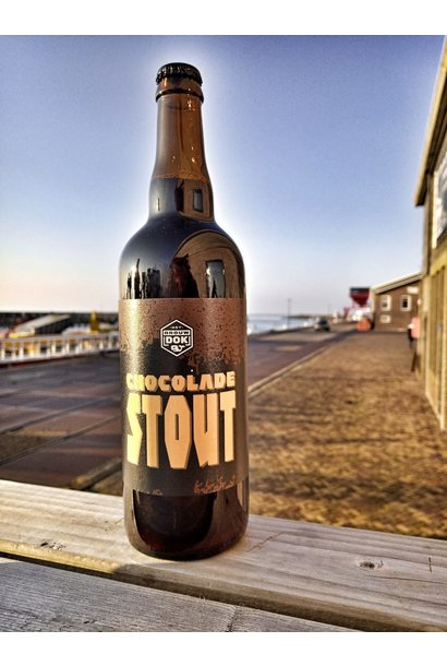 Chocolade Stout - 750ml