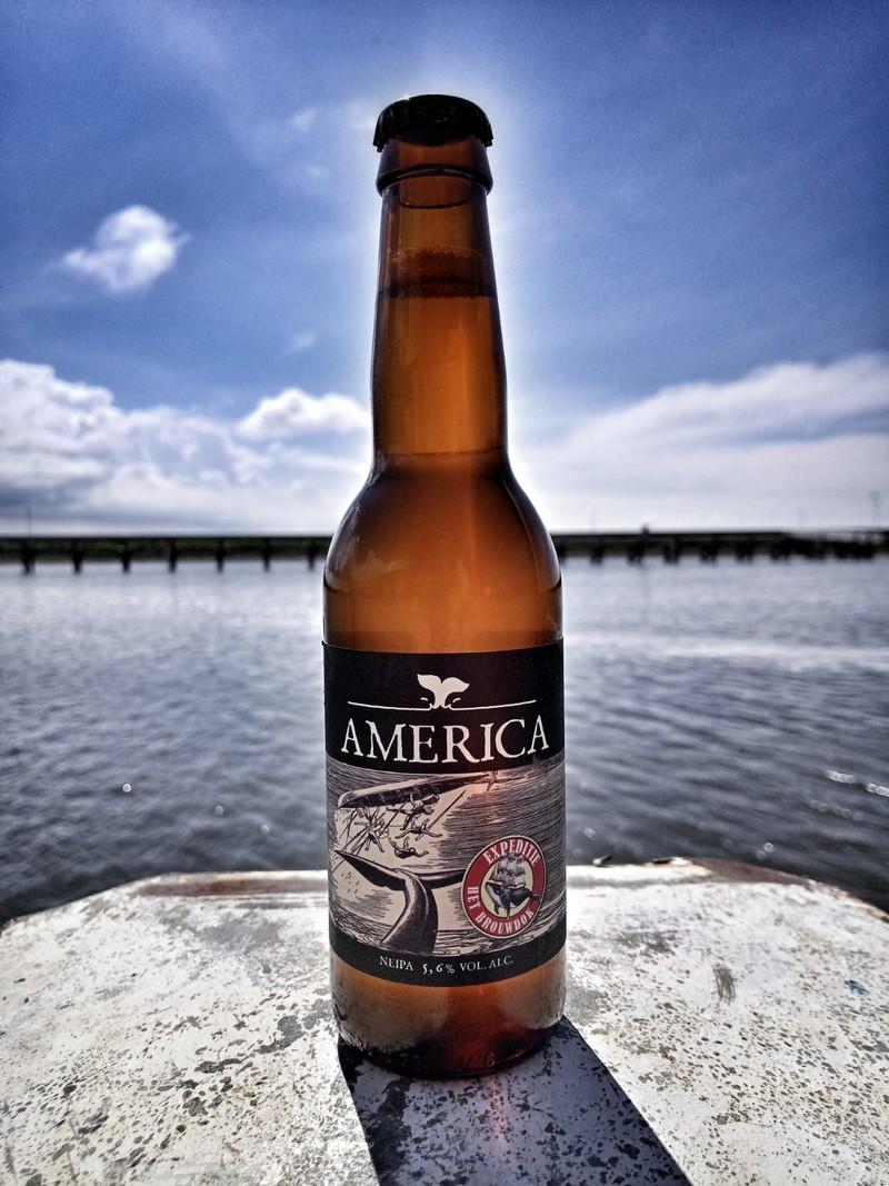 Het Brouwdok Expeditie America