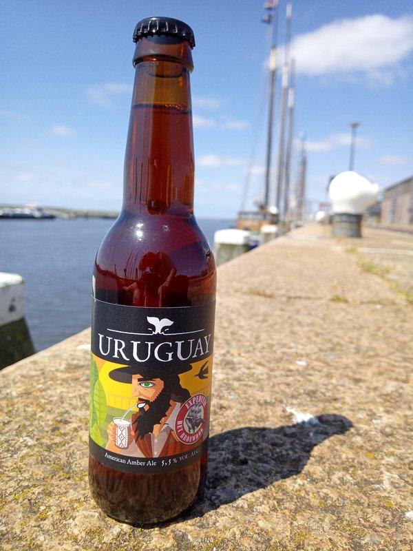 Het Brouwdok Expeditie Uruguay
