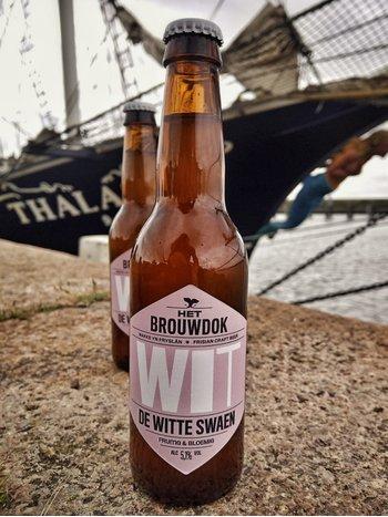 Het Brouwdok Witte Swaen - Wit